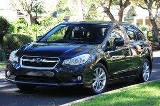 2013 Subaru Impreza G4 MY13 2.0i AWD Graphite 6 Speed Manual Hatchback.