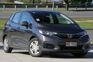 2018 Honda Jazz GF MY19 VTi Modern Steel 1 Speed Constant Variable Hatchback.