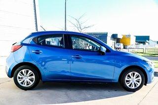 2018 Mazda 2 DJ2HAA Neo SKYACTIV-Drive Dynamic Blue 6 Speed Sports Automatic Hatchback