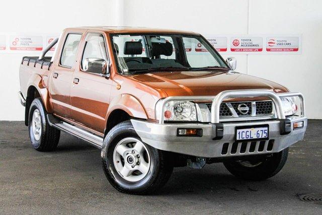 Used Nissan Navara D22 ST-R (4x4), 2006 Nissan Navara D22 ST-R (4x4) 5 Speed Manual Dual Cab Pick-up