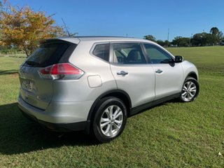 2016 Nissan X-Trail T32 ST (FWD) Sleek Silver Continuous Variable Wagon