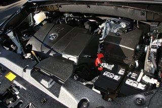 2017 Toyota Kluger GSU50R GX 2WD Rainforest Green 8 Speed Sports Automatic Wagon