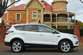 2018 Ford Escape ZG 2018.75MY Trend PwrShift AWD Frozen White 6 Speed Sports Automatic Dual Clutch.