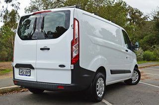 2017 Ford Transit Custom VN 290S Low Roof SWB Frozen White/grey Tr 6 Speed Manual Van