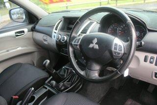 2012 Mitsubishi Challenger PB (KH) MY12 LS White 5 Speed Manual Wagon.