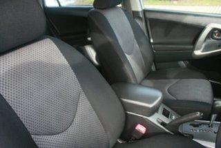 2007 Toyota RAV4 ACA33R CV Silver 4 Speed Automatic Wagon.