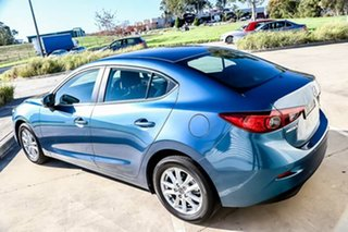2018 Mazda 3 BN5278 Maxx SKYACTIV-Drive Sport Eternal Blue 6 Speed Sports Automatic Sedan.