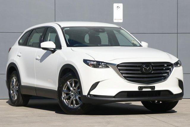New Mazda CX-9 TC Touring SKYACTIV-Drive, 2019 Mazda CX-9 TC Touring SKYACTIV-Drive Snowflake White 6 Speed Sports Automatic Wagon