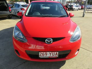2009 Mazda 2 DE Neo Red 5 Speed Manual Hatchback