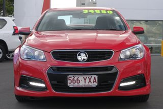 2014 Holden Commodore VF MY15 SS Red/Black 6 Speed Sports Automatic Sedan