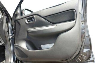 2019 Mitsubishi Triton MR MY19 GLS Double Cab Graphite Grey 6 Speed Sports Automatic Utility