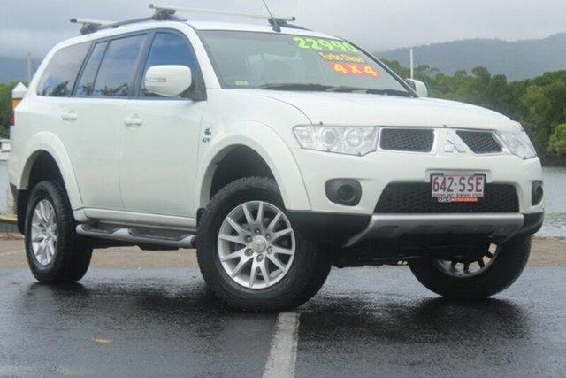 Used Mitsubishi Challenger PB (KH) MY12 LS, 2012 Mitsubishi Challenger PB (KH) MY12 LS White 5 Speed Manual Wagon