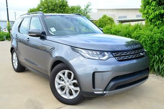 2018 Land Rover Discovery Series 5 SE Corris Grey 8 Speed Automatic SUV.