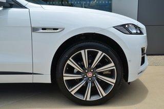 2017 Jaguar F-PACE X761 R-Sport Fuji White 8 Speed Automatic SUV