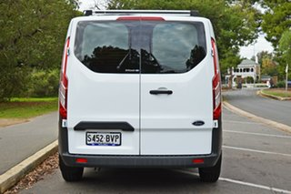 2017 Ford Transit Custom VN 290S Low Roof SWB Frozen White/grey Tr 6 Speed Manual Van