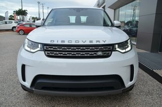 2019 Land Rover Discovery Series 5 SE Fuji White 8 Speed Automatic SUV