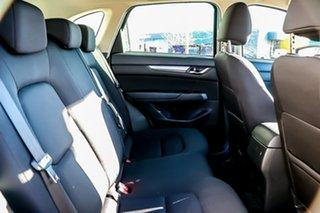 2018 Mazda CX-5 KF2W7A Maxx SKYACTIV-Drive FWD Sonic Silver 6 Speed Sports Automatic Wagon