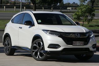 2018 Honda HR-V MY18 RS White Orchid 1 Speed Constant Variable Hatchback.