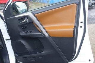 2017 Toyota RAV4 ASA44R Cruiser AWD Glacier 6 Speed Sports Automatic Wagon