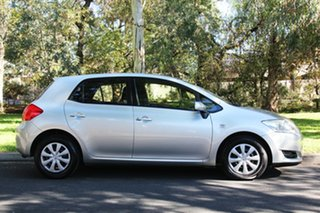 2007 Toyota Corolla ZRE152R Ascent Silver 6 Speed Manual Hatchback