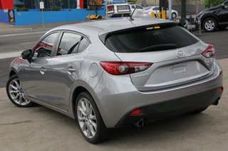2014 Mazda 3 BM5436 SP25 SKYACTIV-MT Aluminium 6 Speed Manual Hatchback.