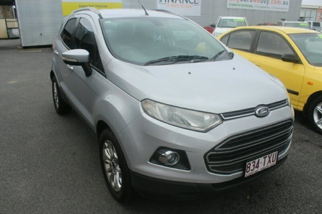 Used Ford Kuga TF MY16.5 Ambiente AWD, 2016 Ford Kuga TF MY16.5 Ambiente AWD Silver 6 Speed Sports Automatic Wagon