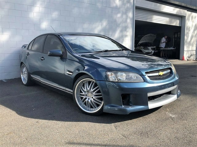 Used Holden Commodore VE MY09.5 Omega, 2009 Holden Commodore VE MY09.5 Omega Metallic Blue 4 Speed Automatic Sedan