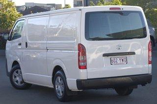 2013 Toyota HiAce TRH201R MY12 LWB White 4 Speed Automatic Van.