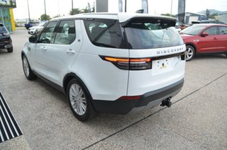 2019 Land Rover Discovery Series 5 SE Fuji White 8 Speed Automatic SUV.