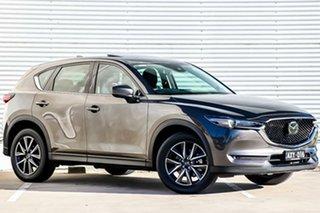 2018 Mazda CX-5 KF4W2A GT SKYACTIV-Drive i-ACTIV AWD Titanium Flash 6 Speed Sports Automatic Wagon.