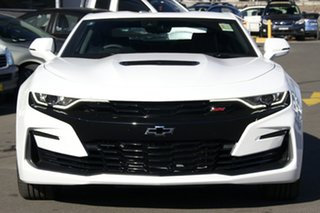 2019 Chevrolet Camaro 1AL37 MY19 2SS Summit White 8 Speed Automatic Coupe