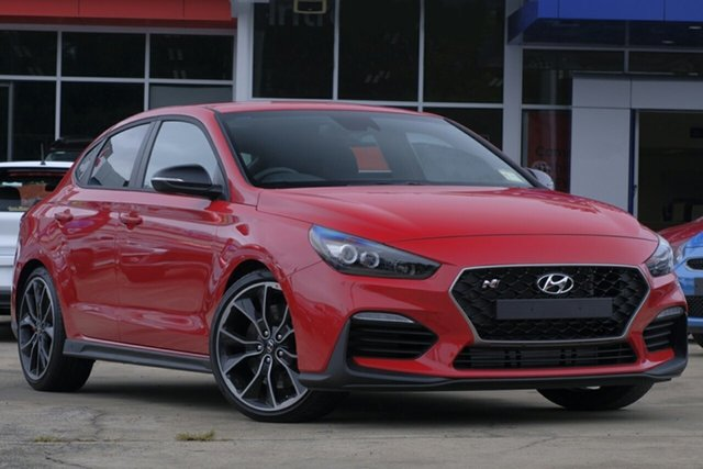 New Hyundai i30 PDe.3 MY20 N Fastback Performance, 2019 Hyundai i30 PDe.3 MY20 N Fastback Performance Engine Red 6 Speed Manual Coupe