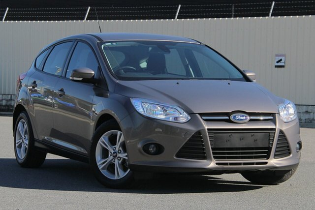 Used Ford Focus LW MkII MY14 Trend PwrShift, 2015 Ford Focus LW MkII MY14 Trend PwrShift Grey 6 Speed Sports Automatic Dual Clutch Hatchback