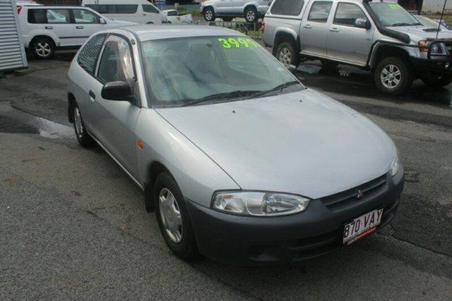 Used Mitsubishi Mirage CE MY2002 , 2002 Mitsubishi Mirage CE MY2002 Silver 5 Speed Manual Hatchback