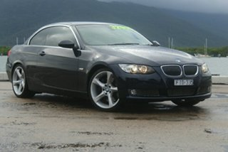 2009 BMW 335i E93 MY09.5 D-CT Blue 7 Speed Sports Automatic Dual Clutch Convertible.