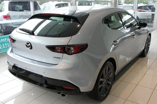 2021 Mazda 3 BP2HLA G25 SKYACTIV-Drive GT Sonic Silver 6 Speed Sports Automatic Hatchback.