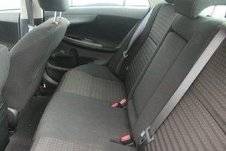 2009 Toyota Corolla ZRE152R Ascent Blue 6 Speed Manual Sedan