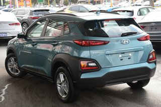 2020 Hyundai Kona OS.3 MY20 Active 2WD Ceramic Blue 6 Speed Sports Automatic Wagon.