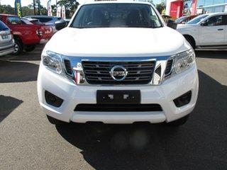 2019 Nissan Navara D23 SERIES III SL (4x4) Polar White 7 Speed Automatic Dual Cab Pick-up.
