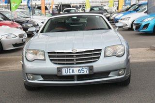 2005 Chrysler Crossfire ZH MY2005 Silver 5 Speed Sports Automatic Roadster.