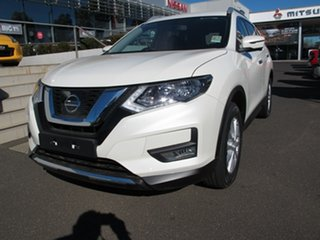 2019 Nissan X-Trail T32 Series 2 ST-L 7 Seat (2WD) Ivory Pearl Continuous Variable Wagon