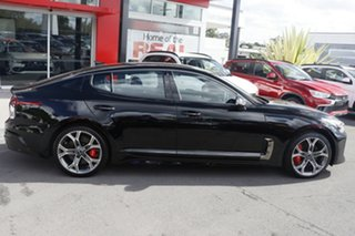 2020 Kia Stinger CK MY20 GT Fastback Aurora Black Pearl 8 Speed Sports Automatic Sedan