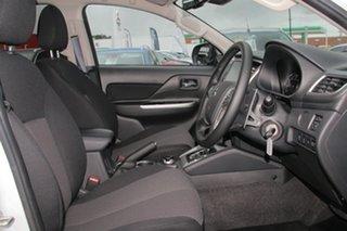 2019 Mitsubishi Triton MR MY19 GLS (4x4) White Diamond 6 Speed Automatic Double Cab Pickup