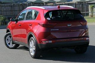 2017 Kia Sportage QL MY17 Si 2WD Red 6 Speed Sports Automatic Wagon.