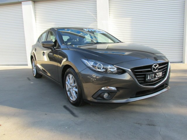 Used Mazda 3 BM5478 Maxx SKYACTIV-Drive, 2016 Mazda 3 BM5478 Maxx SKYACTIV-Drive 6 Speed Sports Automatic Hatchback