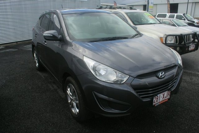 Used Hyundai ix35 LM MY12 Active, 2012 Hyundai ix35 LM MY12 Active Grey 6 Speed Sports Automatic Wagon