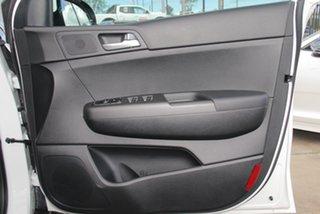2019 Kia Sportage QL MY19 Si 2WD Clear White 6 Speed Sports Automatic Wagon