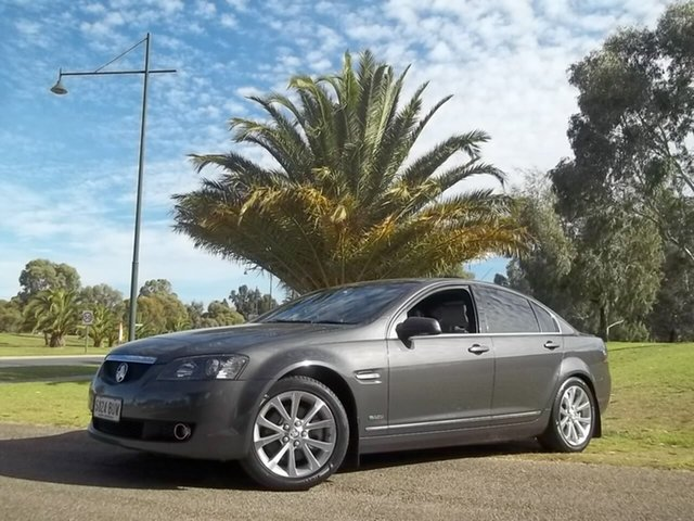 Used Holden Calais VE MY10 V, 2010 Holden Calais VE MY10 V Charcoal 6 Speed Sports Automatic Sedan