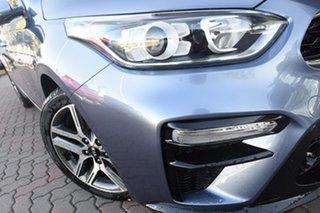 2021 Kia Cerato BD MY21 Sport+ Mineral Blue 6 Speed Sports Automatic Hatchback.