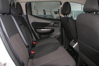 2019 Mitsubishi Triton MR MY19 GLS (4x4) White Diamond 6 Speed Manual Double Cab Pickup